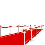 Link toNoble red carpet vector set 05