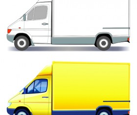 Different Transport vehicles design vector 01
