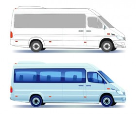 Different Transport vehicles design vector 02