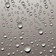 Link toVivid water drops design vector 03