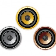 Different speaker vector graphic 02