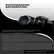 Link toSet of camera background vector 01