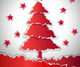 Creative Christmas design elements vector material 01