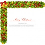 Link toCreative christmas design elements vector material 05