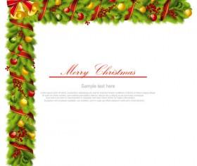 Creative Christmas design elements vector material 05