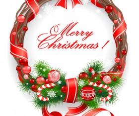 Creative Christmas design elements vector material 07
