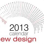 Link toCreative 2013 calendars design elements vector set 01