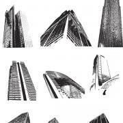 Link toDifferent sky scraper design vector graphics
