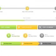 Link toWebsite progress bar psd material