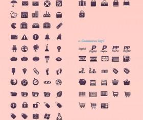 Mini web icon mix