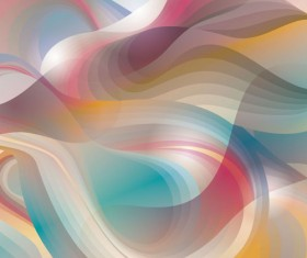 The offbeat Abstract Backgrounds vector 01