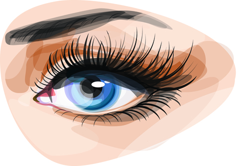Beautiful eyes vector graphic 05 over millions vectors stock beautiful eyes vector graphic 05 toneelgroepblik Images