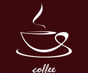 Classic of Cover Coffee elements vector 01