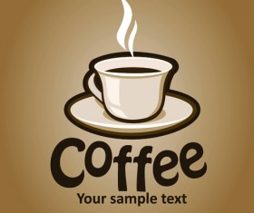 Classic of Cover Coffee elements vector 02