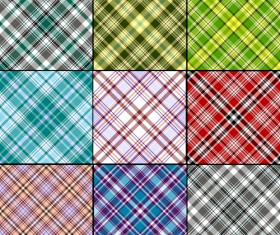 Fabric of Cross pattern design vector 02