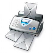 Link toFax machine icon vector