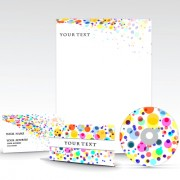 Link toElements of identity kit cover vector 01