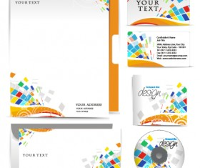 Elements of Identity Kit cover vector 03
