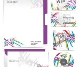 Elements of Identity Kit cover vector 04
