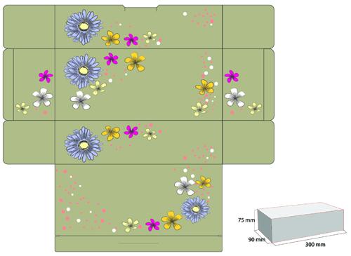 box layout vector 1