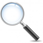 Link toDifferent magnifier vector elements 04