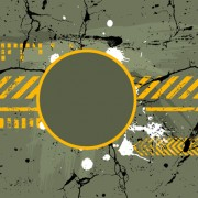 Link toElements of military vector backgrounds set 03