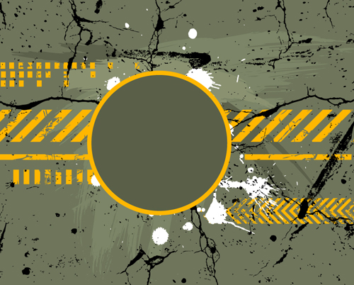 Elements Of Military Vector Backgrounds Set 03 Free Download