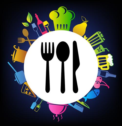 Restaurant menus design cover template vector 01 vector cover free