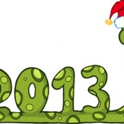 Link toSnake 2013 year elements vector material 02