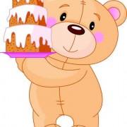 Link toCute teddy bear vector illustration 04