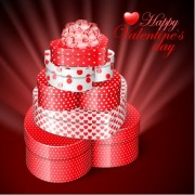 Link toVarious valentines day cards design vector set 12