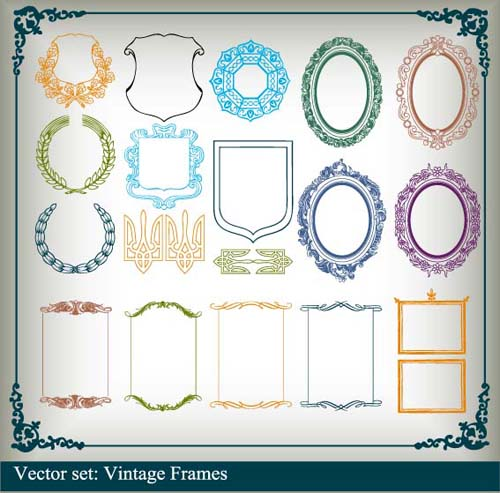 vector free download photo frame - photo #29