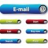 Shiny Web button vector Collection 04