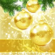 Link toShiny xmas decorations design vector 01