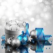 Link toShiny xmas decorations design vector 06