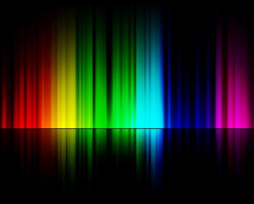 Strong light lines vector backgrounds art 05