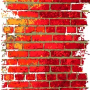 Link toBrick wall object backgrounds vector graphics 04