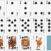 Link toDifferent playing card vector graphic 05