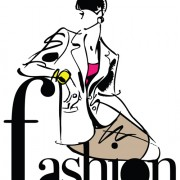 Link toHand drawn fashion design elements vector 03