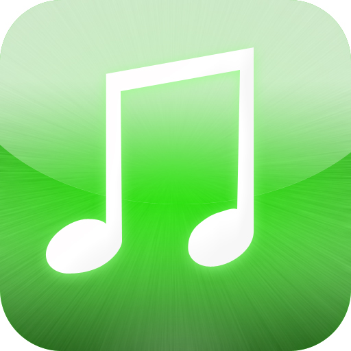 Music Note psd icon