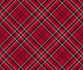 Fabric of Seamless pattern design vector 02