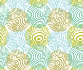 Fabric of Seamless pattern design vector 04