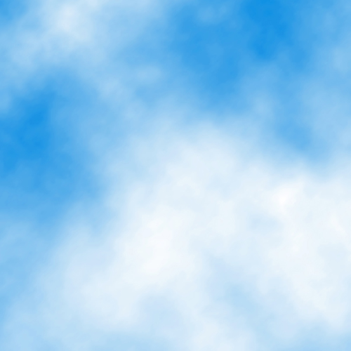 Blue Sky With Clouds Vector Backgrounds 02 Over Millions