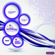 Link toCircular speech bubble for you text design vector 01