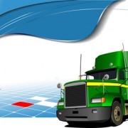 Link toDifferent of trucks vector illustration 04