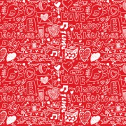 Link toRomantic of valentines day backgrounds art vector 03