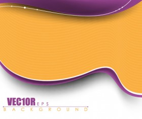 Bright Fashion vector backgrounds material 02