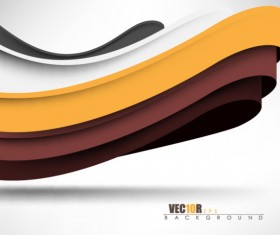 Bright Fashion vector backgrounds material 03