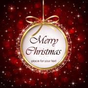 Link toSparkling christmas elements vector backgrounds 03