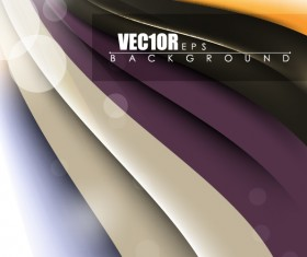 Bright Fashion vector backgrounds material 04